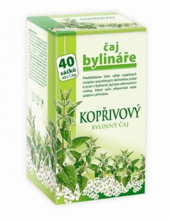 Mediate Čaj bylinkára žihľavový 40 sáčkov