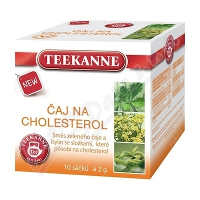 Teekanne - na Cholesterol 10x2g