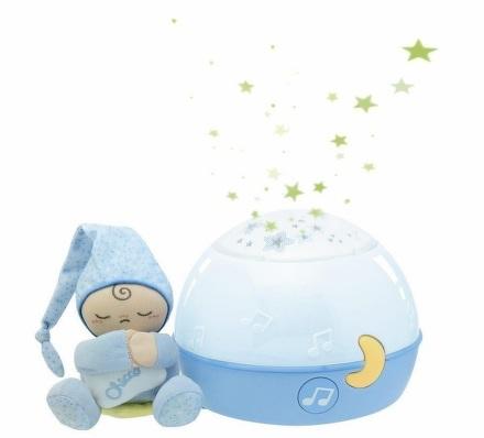 Projektor GoodNight Stars - modrý