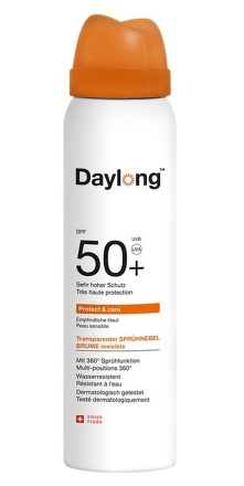 Daylong Protect & Care transparent aerosol SPF 50+
