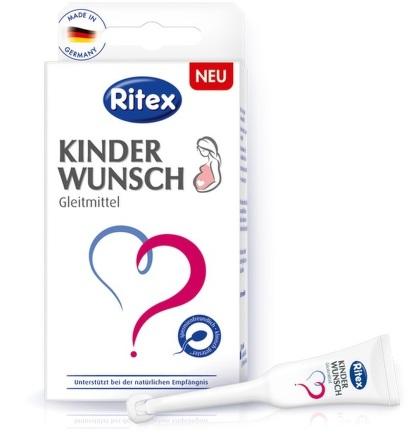 Ritex KINDERWUNSCH Lubrikant