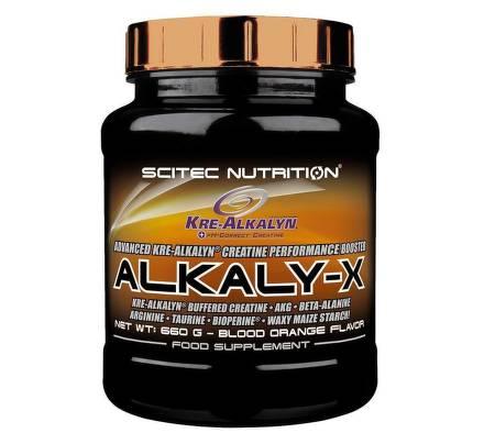 Alkaly-X 660g raspberry lemonade