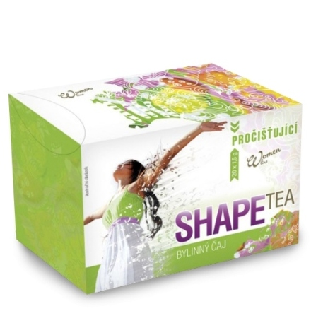Shape Tea prečisťujúci