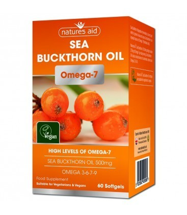SEA BUCKTHORN oil (Omega 7) 100% PURE