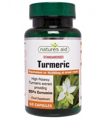 TURMERIC -  95% čistý KURKUMÍN (10.000 mg)