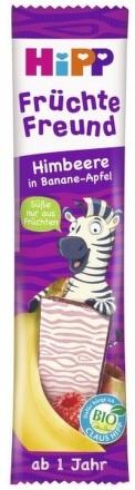 HiPP BIO Oblátka Banán - Jablko - Maliny