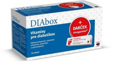 DIAbox Vitamíny pre diabetikov