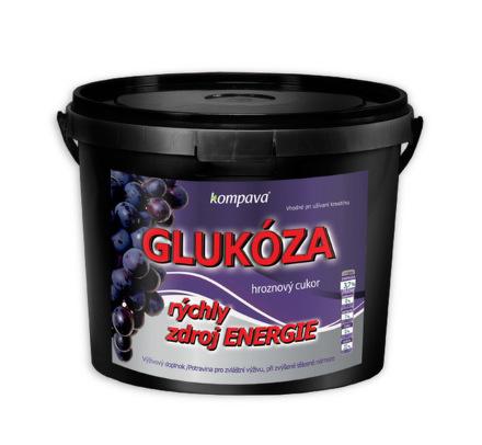 Glukóza 2000g