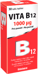 VITA B12 1000 MCG ZUVACIE TBL 100