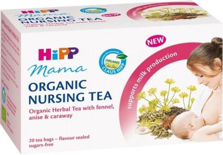 HiPP Mama BIO Čaj pro dojčiace matky (New 2016)