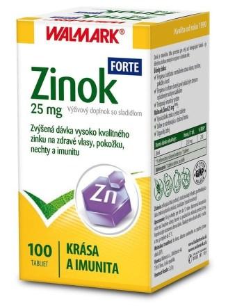 W ZINOK FORTE 25MG