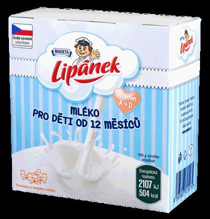 Lipánek – sušené plnotučné mlieko 1000g