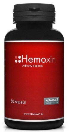 Hemoxin 60 cps. – žily, cievy