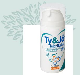 Lubrikačný gél Ty&Ja Tea Tree Oil 100ml Dr.Müller