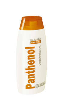 Panthenol kondicionér 4 % 200ml (Dr.Müller)