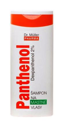Panthenol šampón na mastné vlasy 250ml