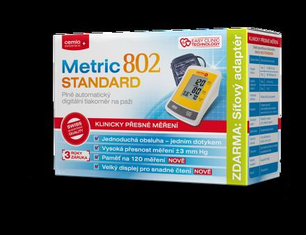 Cemio Metric 802 Standard tlakomer