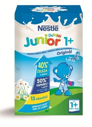 NESTLÉ Junior 1+ 700g