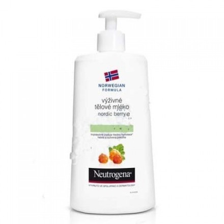 NEUTROGENA NordicBerry mlieko tel. 400ml
