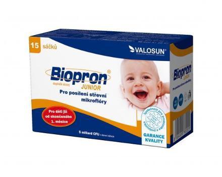 Valosun Biopron JUNIOR 15 vreciek