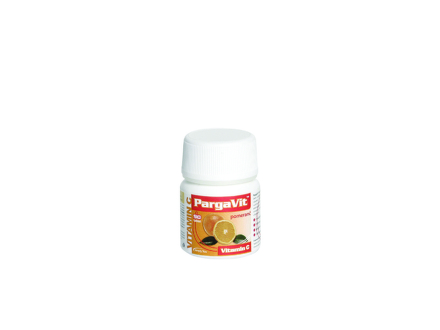 PargaVit Vitamín C pomaranč 90tbl