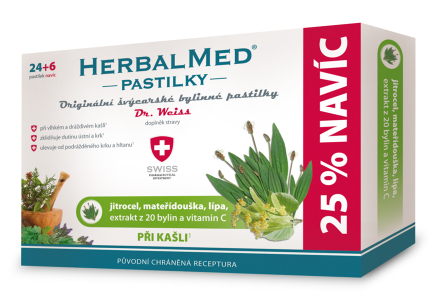 HerbalMed past. Dr.Weiss Skoroc+mater+lipa+C 24+6