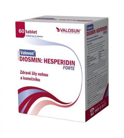 Valoven Diosmin:Hesperidin Forte tbl.60