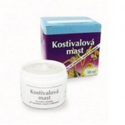 HBF Veral HERBAL kostihojová masť 100ml