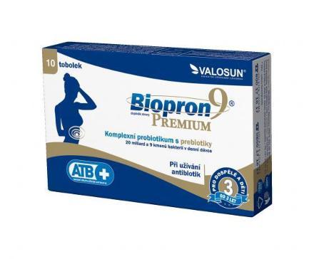 Valosun Biopron 9 PREMIUM 10 tob.