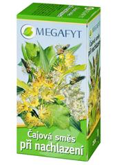 Megafyt Čajová zmes pri nachladnutí por.spc.20x1.5g