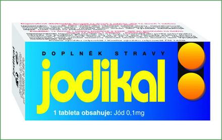 Jodikal tbl.80x100RG (Jód)