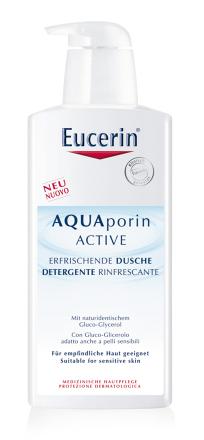 EUCERIN AQUAporin sprchový gél 400ml 63962