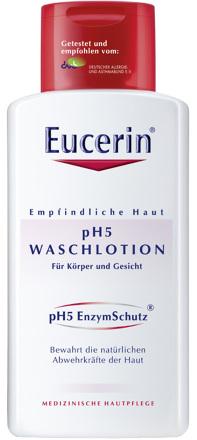 EUCERIN pH5 Sprchová emulzia 200ml 63071