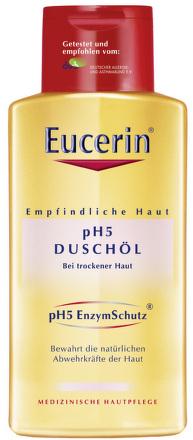 Eucerin Sprchový olej 200ml