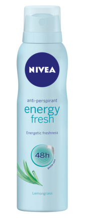 Nivea antiperspirant Energy fresh 150ml